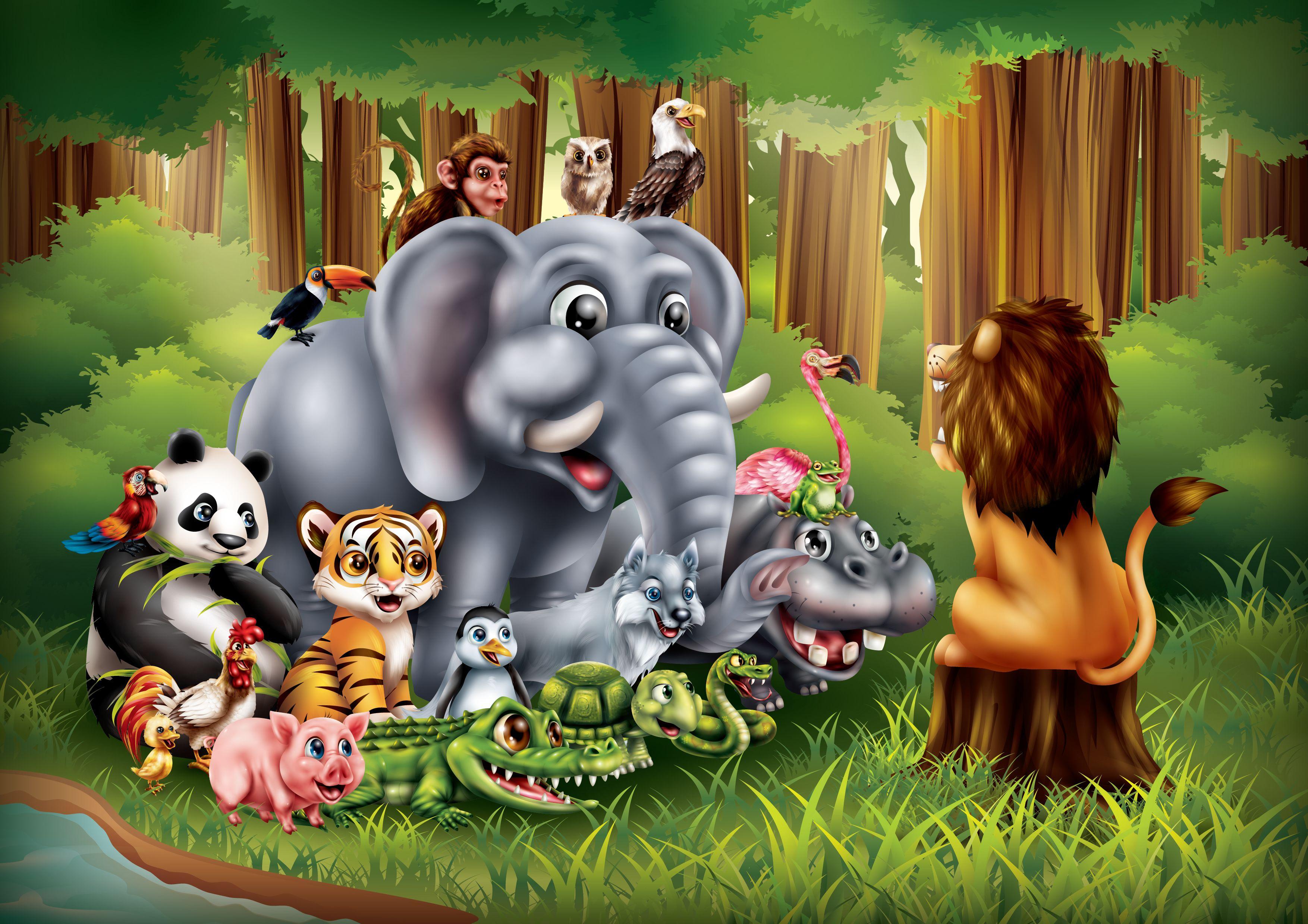 Hayvanların Dayanışması
