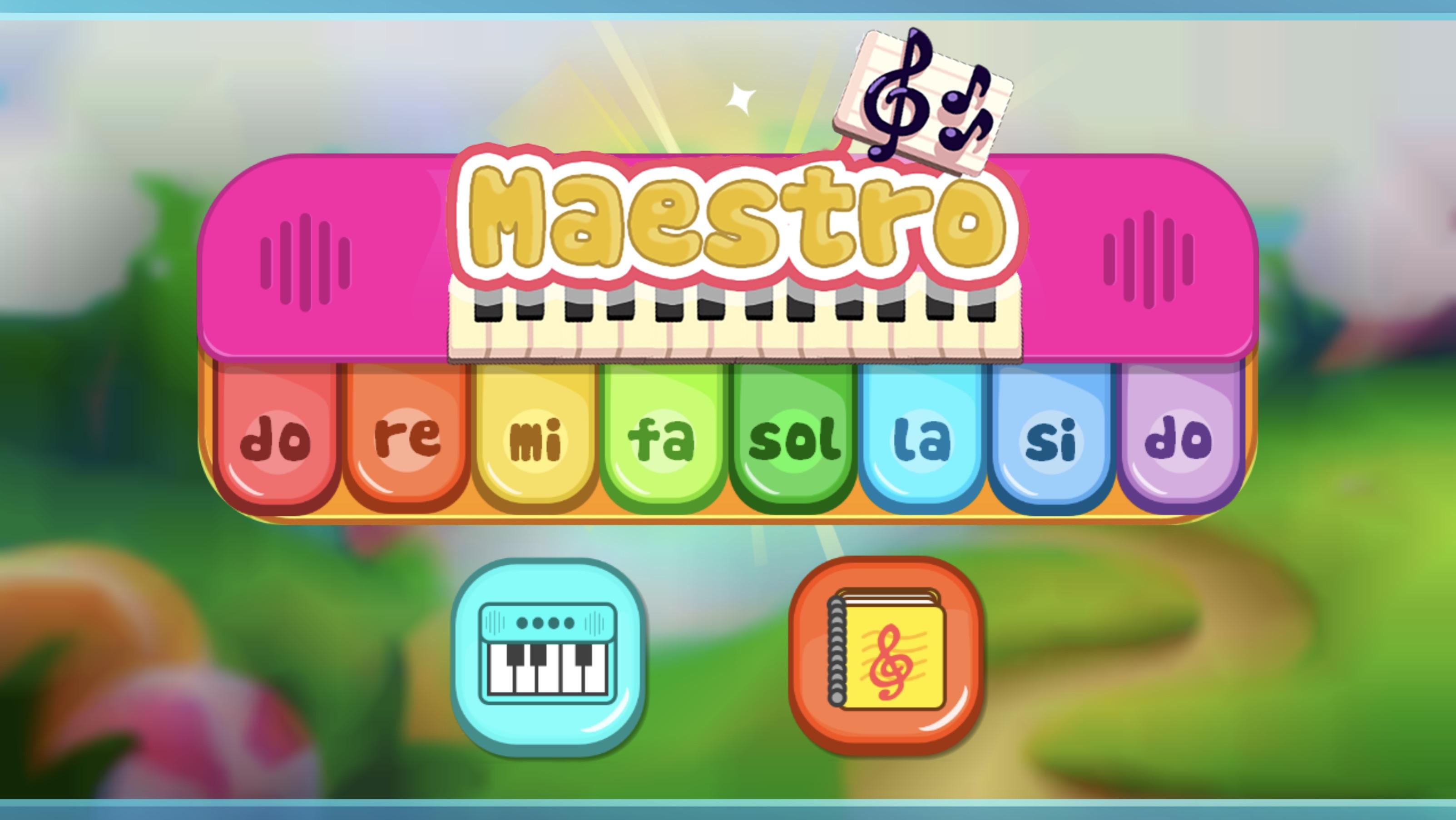 Maestro - Müzik Oyunu