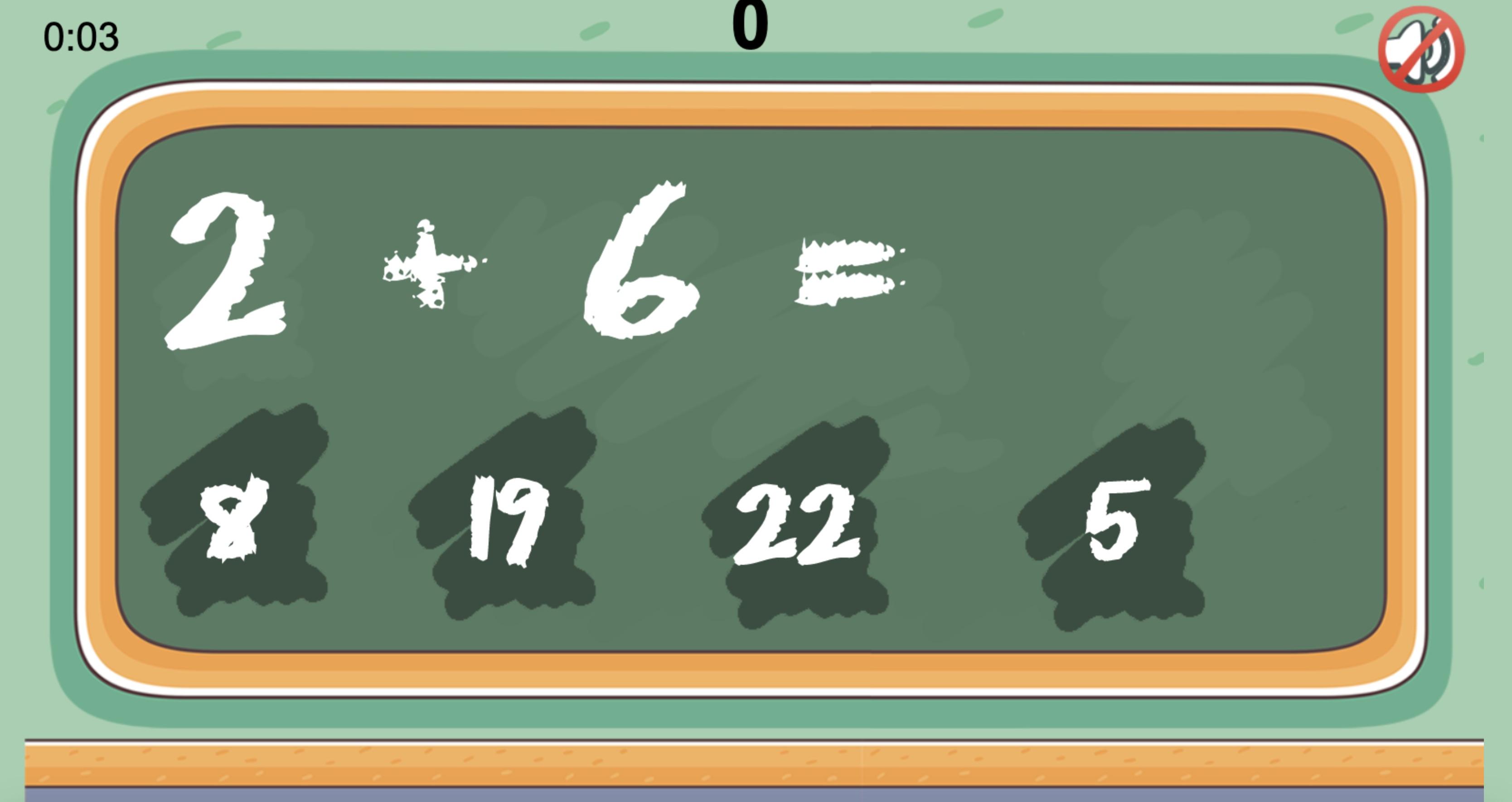 Matematik Oyunu Sonucu Bil