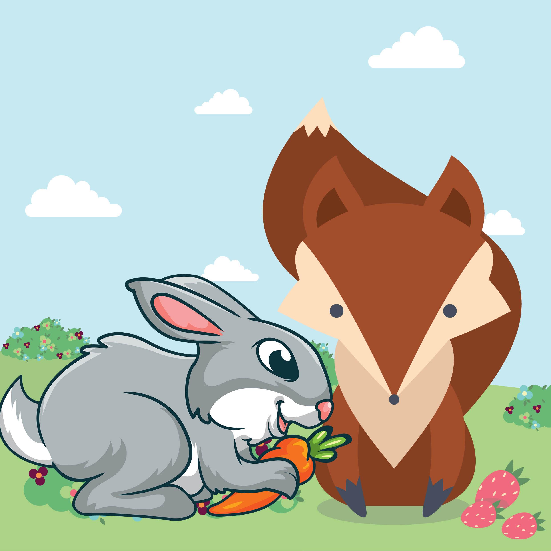 Tilki ile Tavşan